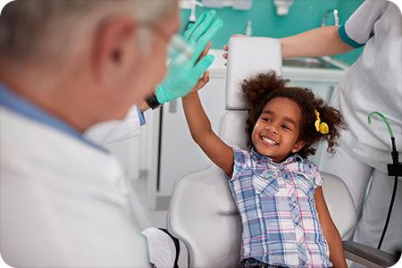hoover al dentist for children