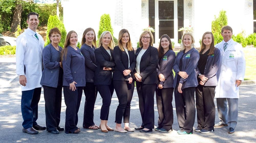 hoover dental care team of perrigo dental care